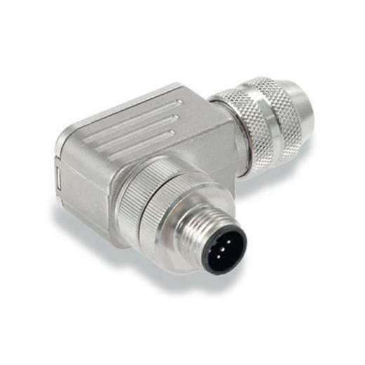 Weidmüller SAISW-M-4/8 M12 Sensor-/actuatorstekker stekker Inhoud: 1 stuks