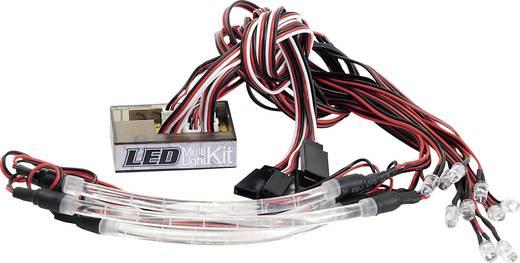 Carson Modellsport Verlichtingsmodule Wit, Geel, Rood, Blauw 4 - 6 V/DC
