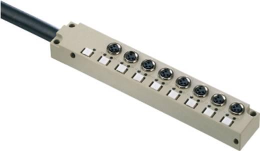 Passieve sensor-/actuatorverdeler SAI-8-F 4P M8 L 10M Weid
