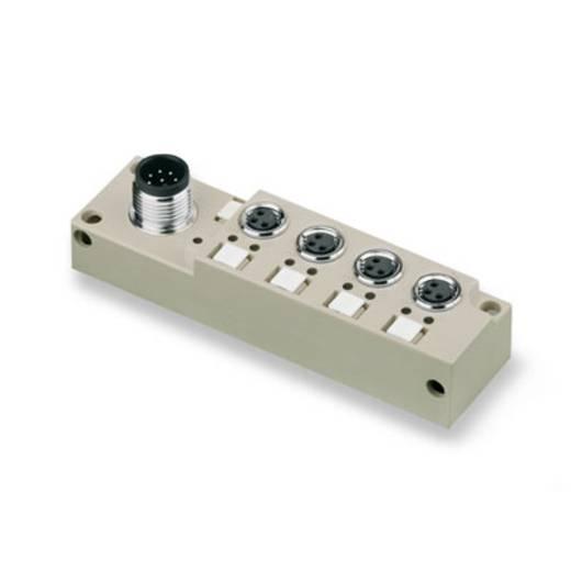 Passieve sensor-/actuatorverdeler SAI-4-S 3P M8 L Weidmüll