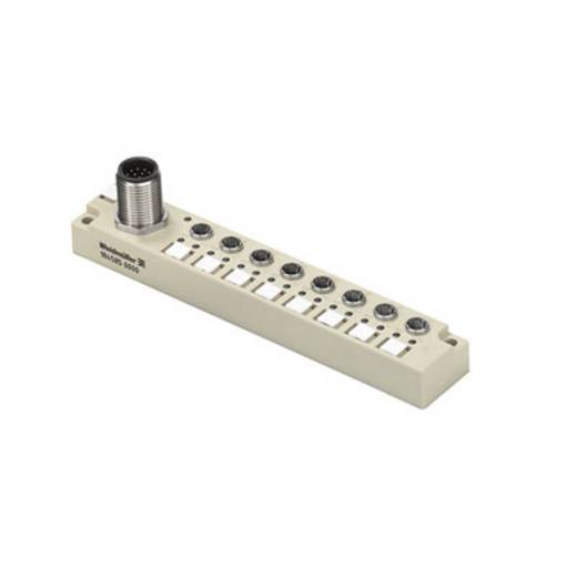 Passieve sensor-/actuatorverdeler SAI-8-S 3P M5 Weidmüller Inhoud: 1 stuks