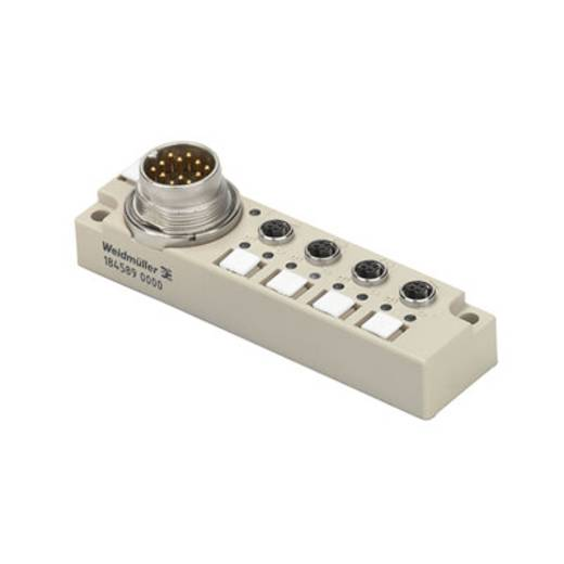 Passieve sensor-/actuatorverdeler SAI-4-S16 4P M5 Weidmüller Inhoud: 1 stuks
