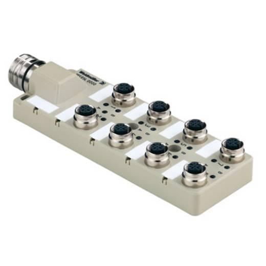 Passieve sensor-/actuatorverdeler SAI-8-SH 4P FC Weidmülle
