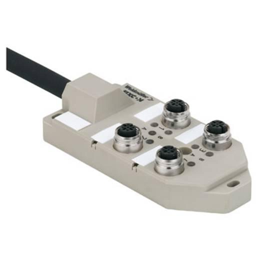 Passieve sensor-/actuatorverdeler SAI-4-SH 5P FC Weidmüller Inhoud: 1 stuks