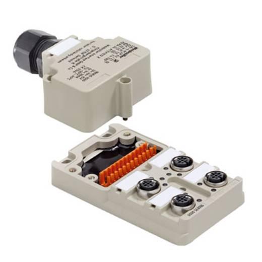 Passieve sensor-/actuatorverdeler SAI-4-M 4P EXI Z1 OL Wei