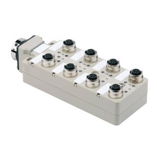 Passieve sensor-/actuatorverdeler SAI-8-SHB 5P FC Weidmüller Inhoud: 1 stuks