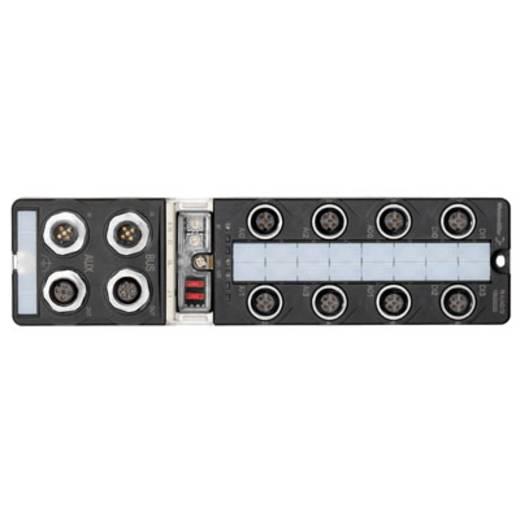 Sensor/actuator-actief-verdeler SAI-AU M12 PB AI/AO/DI Weidmüller