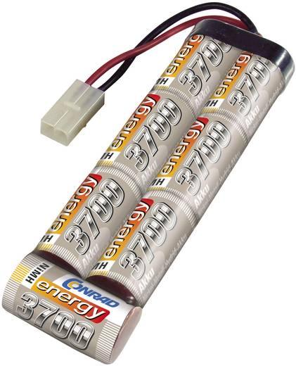 NiMH accupack 8.4 V 3700 mAh Conrad energy Stick Tamiya-stekker
