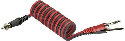 Laadkabel voor gloeiplugstarters [2x Banaanstekker - 1x Gloeibougies] 250 mm 0.50 mm² Modelcraft
