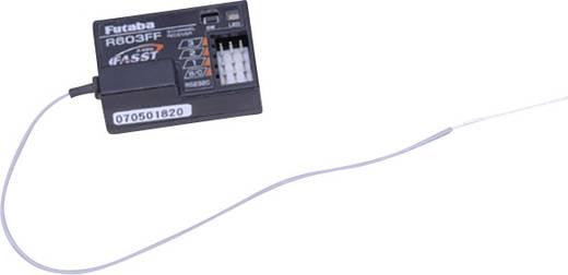 Futaba P-R603FF/2-4G 3-kanaals ontvanger 2,4 GHz Stekkersysteem Futaba