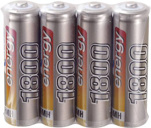 Accucel NiMH AA (penlite) 1.2 V 1800 mAh Conrad energy