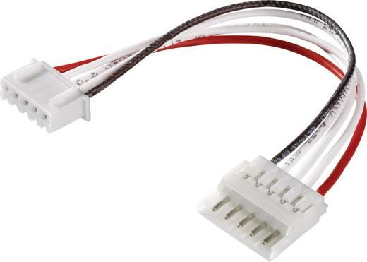 LiPo balancer adapterkabel Uitvoering lader: XH Uitvoering accupack: EH Geschikt voor aantal cellen: 5 Modelcraft