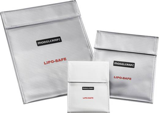 Modelcraft LiPo-Safety-Bag (l x b) 300 mm x 235 mm