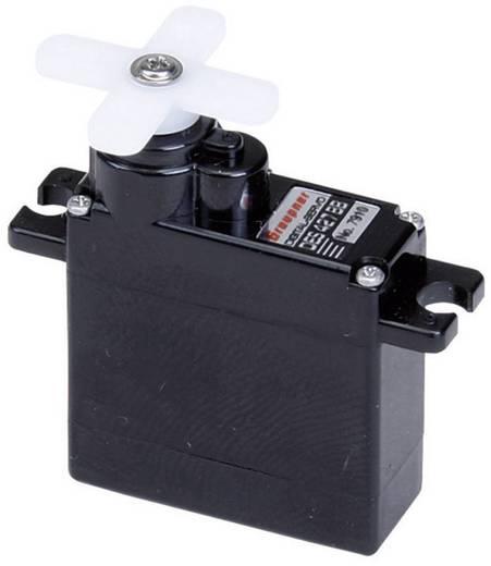 Graupner Mini-servo DES 427 BB Digitale servo Materiaal (aandrijving): Carbon Stekkersysteem: JR
