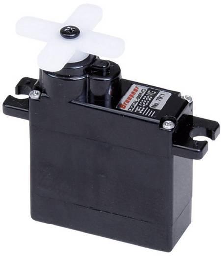 Graupner Mini-servo 428 BB, MG Digitale servo Materiaal (aandrijving): Metaal Stekkersysteem: JR