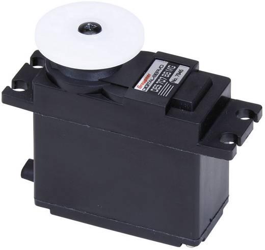 Graupner Standaard servo DES 707 BB, MG Digitale servo Materiaal (aandrijving): Metaal Stekkersysteem: JR
