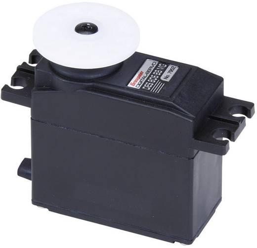 Graupner Standaard servo DES 805 BB Digitale servo Materiaal (aandrijving): Carbon Stekkersysteem: JR