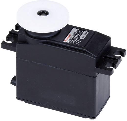 Graupner Standaard servo DES 808 BB, MG Digitale servo Materiaal (aandrijving): Metaal Stekkersysteem: JR