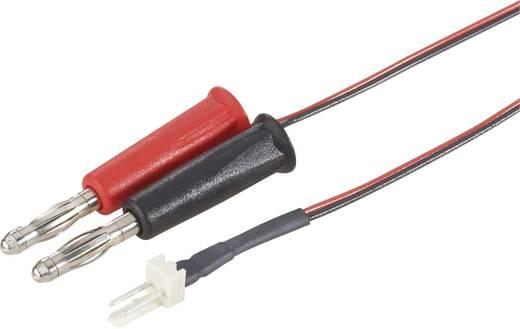 Laadkabel voor JR zenderaccu [2x Banaanstekker - 1x Zenderaccu aansluiting] 250 mm 0.25 mm² Modelcraft
