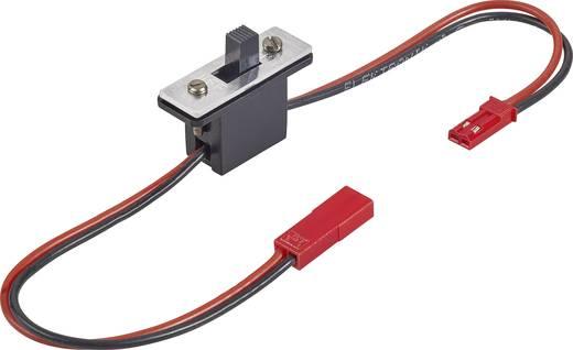 Standaard Aan/uit-schakelkabel [1x BEC stekker - 1x BEC bus] 0.50 mm² Modelcraft