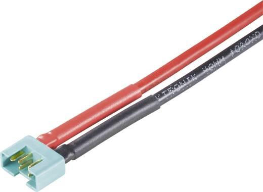 Accu Aansluitkabel [1x MPX-stekker - 1x Open einde] 300 mm 4.0 mm² Modelcraft