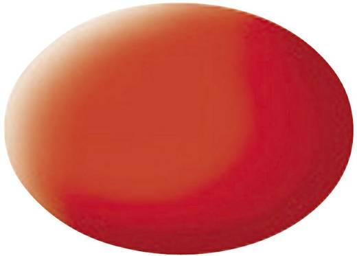 Revell 36125 Aqua Color verf Helder-oranje (mat) Kleurcode: 25 Doos 18 ml