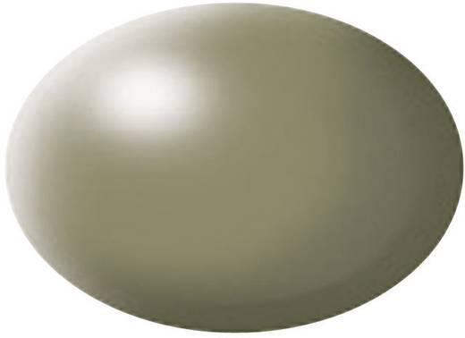 Revell 36362 Aqua Color verf Riet-groen (zijdeglans) Kleurcode: 362 RAL-kleurcode: 6013 Doos 18 ml