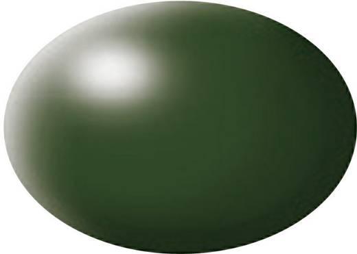 Revell 36363 Aqua Color verf Donkergroen (zijdeglans) Kleurcode: 363 RAL-kleurcode: 6020 Doos 18 ml