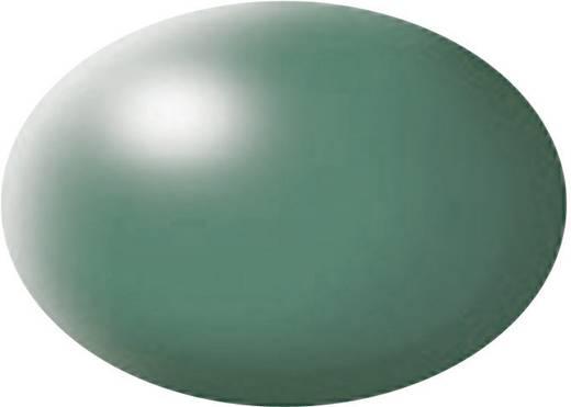 Revell 36365 Aqua Color verf Patina (zijdeglans) Kleurcode: 365 RAL-kleurcode: 6000 Doos 18 ml