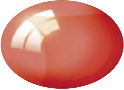 Aqua Color kleur Revell Rood (helder) 731 Doos 18 ml