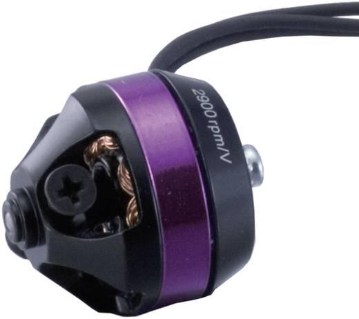 Hacker A10-12S Brushless elektromotor voor vliegtuigen kV (rpm/volt): 2900 Aantal windingen (turns): 12