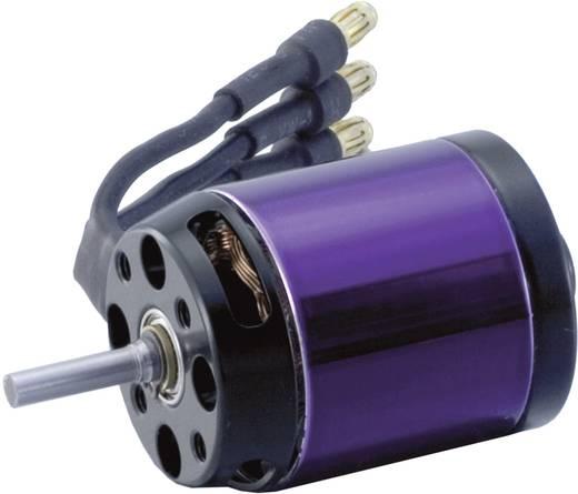 Hacker A20-6 XL 10-Pole EVO Brushless elektromotor voor vliegtuigen kV (rpm/volt): 2500 Aantal windingen (turns): 6