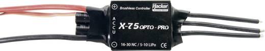 Brushless snelheidsregelaar voor RC vliegtuig Hacker X-75-OPTO Pro