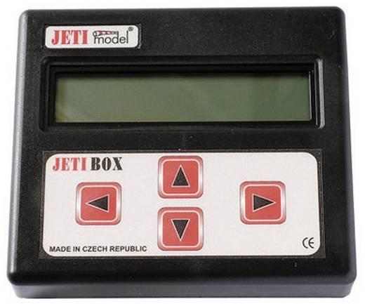 Jeti Programmeerbox Geschikt voor: MasterBasic-Regler Seri