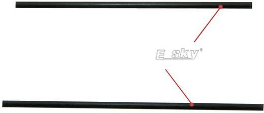 E-Sky Reserveonderdeel Cabinekapbevestiging Geschikt voor model (modelbouw): Kob