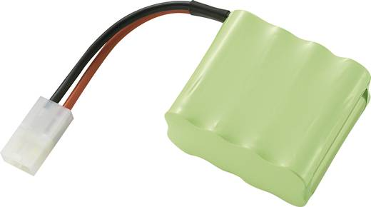 NiMH accupack 9.6 V 800 mAh Conrad energy Block Tamiya-stekker