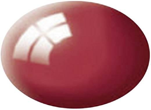 Revell 36134 Aqua Color verf Ferrari-rood Kleurcode: 34 Doos 18 ml