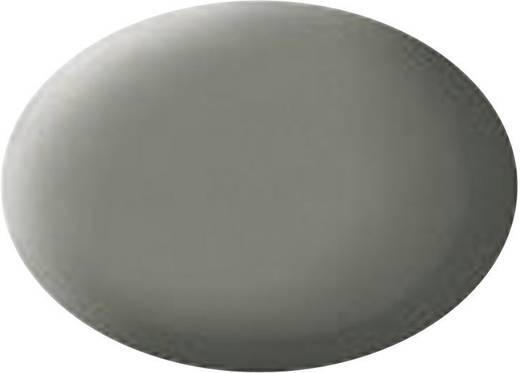 Revell 36145 Aqua Color verf Lichtolijf (mat) Kleurcode: 45 RAL-kleurcode: 7003 Doos 18 ml