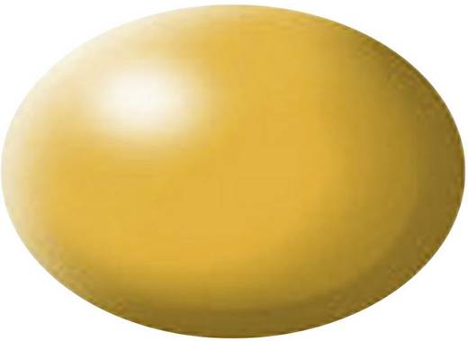 Emaille kleur Revell Lufthansa-geel (zijdeglans) 310 Doos 14 ml