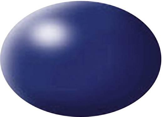 Emaille kleur Revell Lufthansa-blauw (zijdeglans) 350 Doos 14 ml