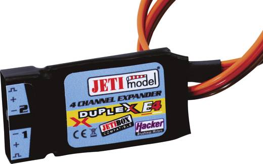 Meet uitbreiding Jeti DUPLEX E4