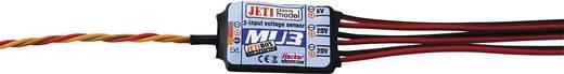 Spanningssensor Jeti DUPLEX MU 3