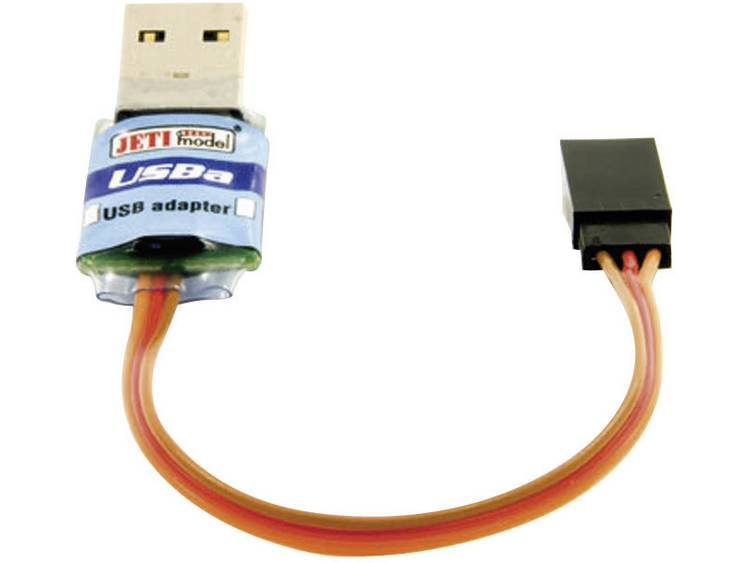 Jeti Duplex USBA USB-adapter voor MGPS-module