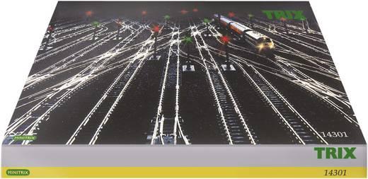 N Minitrix rails T14301 Uitbreidingsset