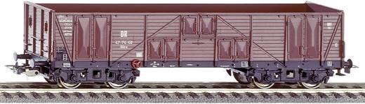 Piko H0 95712 H0 hoge, open goederenwagen OOru47 (LOWA) (bouwpakket) Bedrukt en geverfd