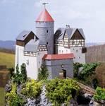 H0-, TT- en N-model kasteel