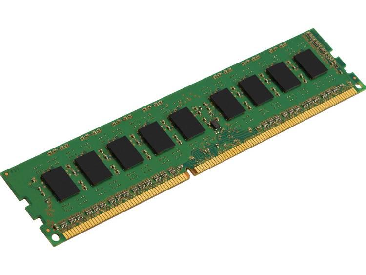 Kingston KVR16LN11/4 4 GB DDR3-RAM PC-werkgeheugen module 1600 MHz 1 x 4 GB