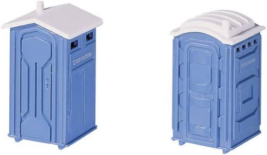 H0 Mobiele toiletten