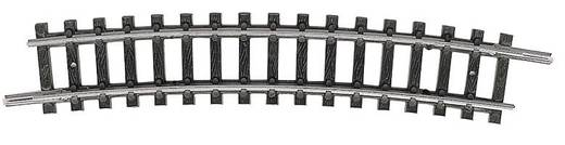 N Minitrix rails T14917 Gebogen rails