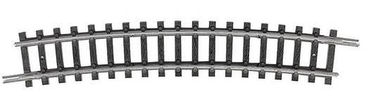 N Minitrix rails T14927 Gebogen rails 15 ° 362.6 mm
